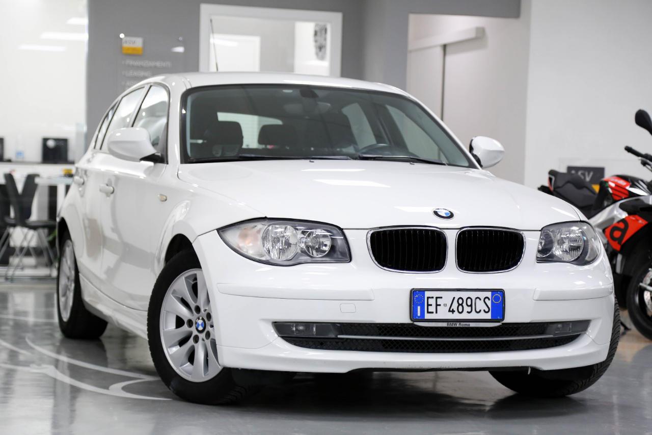 BMW 116 116 D  Eletta DPF 5 porte