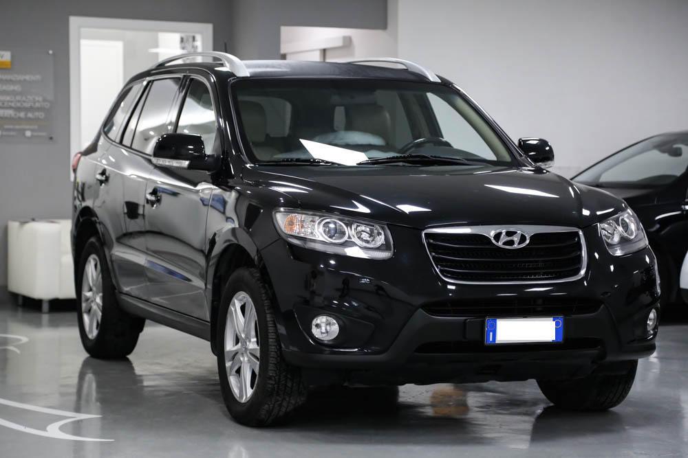 Hyundai Santa Fe 2.2 CRDi VGT 4WD Comfort 7 Posti