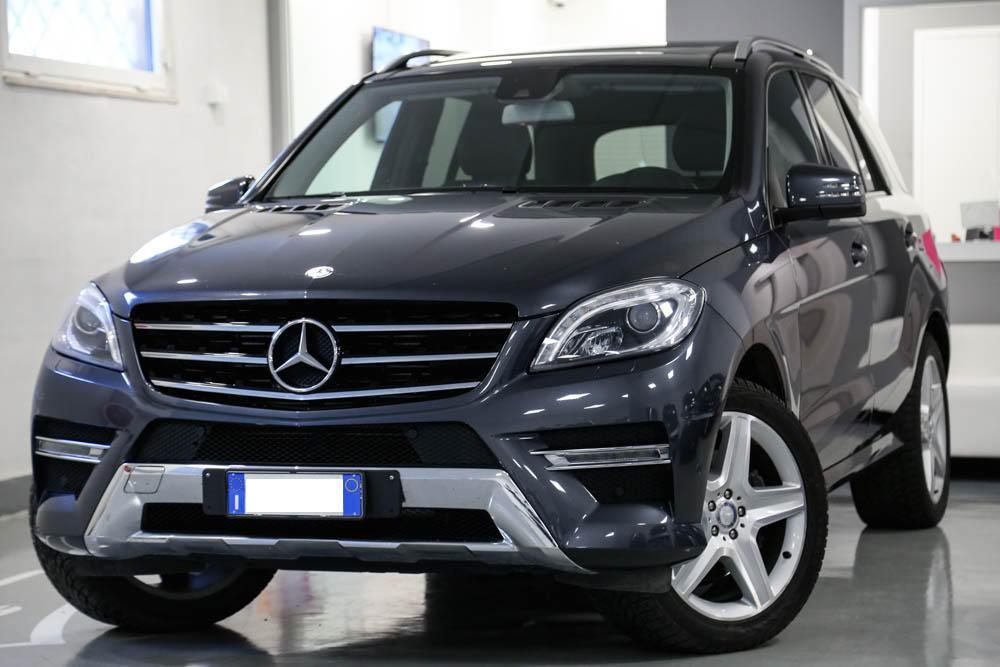 Mercedes-Benz ML 350 BlueTEC 4Matic Premium