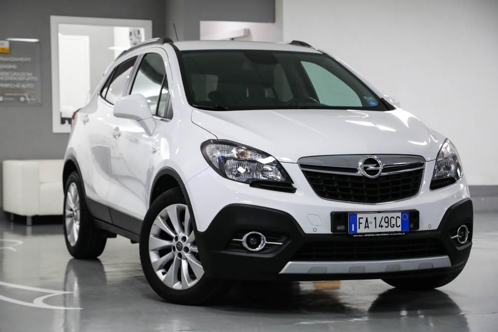 Opel Mokka 1.6 CDTI Ecotec 136CV 4×2 Cosmo