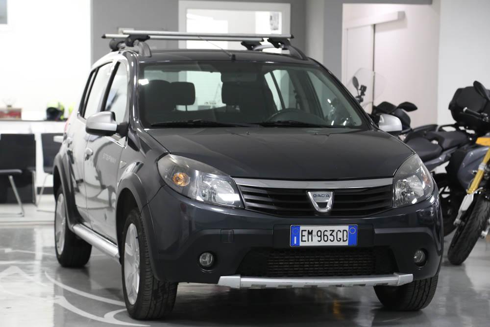 Dacia Sandero Stepway 1.5 dCi 90CV
