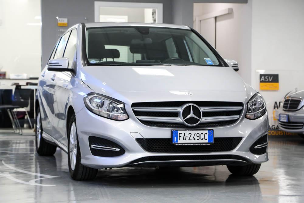 Mercedes-Benz B 160 CDI Premium