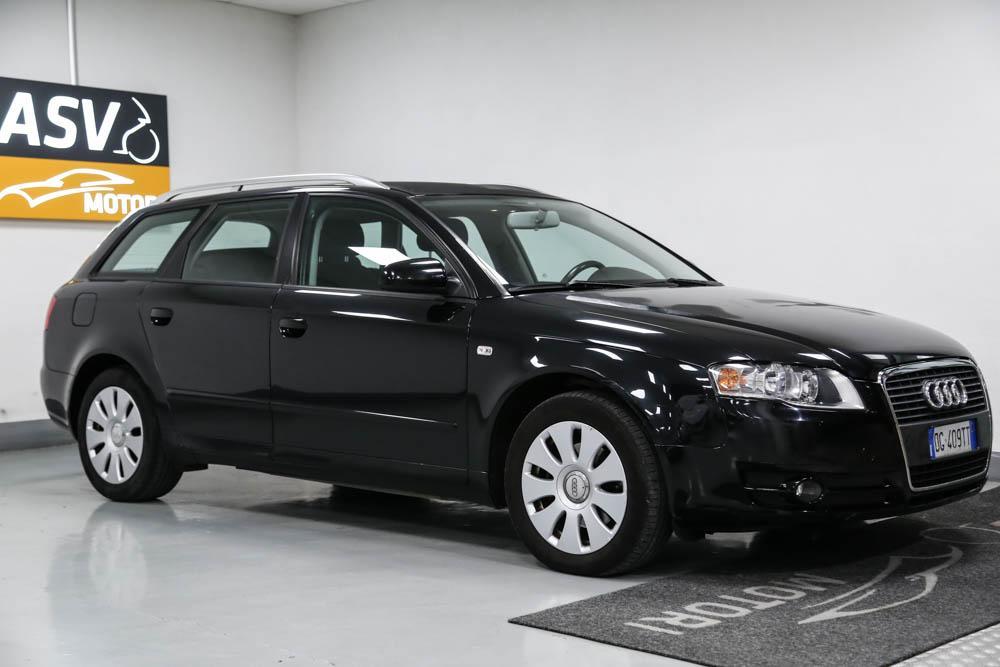 Audi A4 2.0 16V TDI Avant 140CV