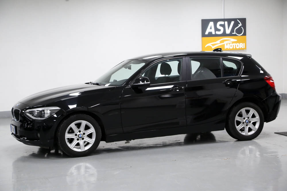 BMW 116 D Serie 1 5p. Efficient Dynamics Urban