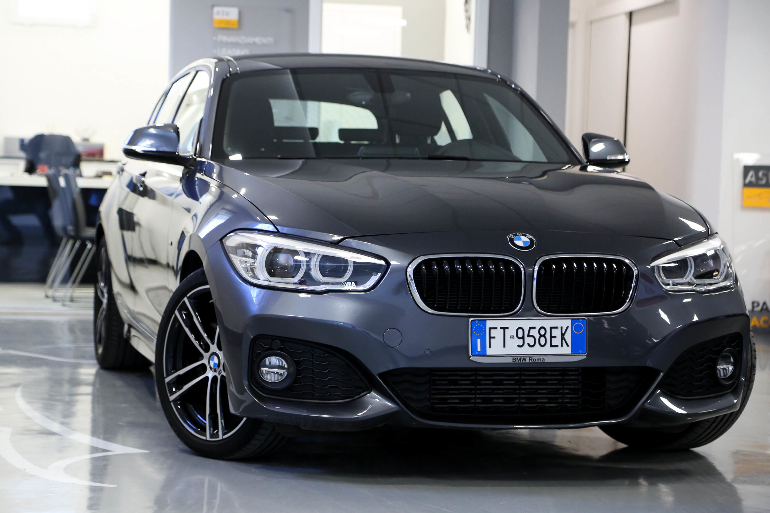 BMW 116 Serie 116D 5p. M sport