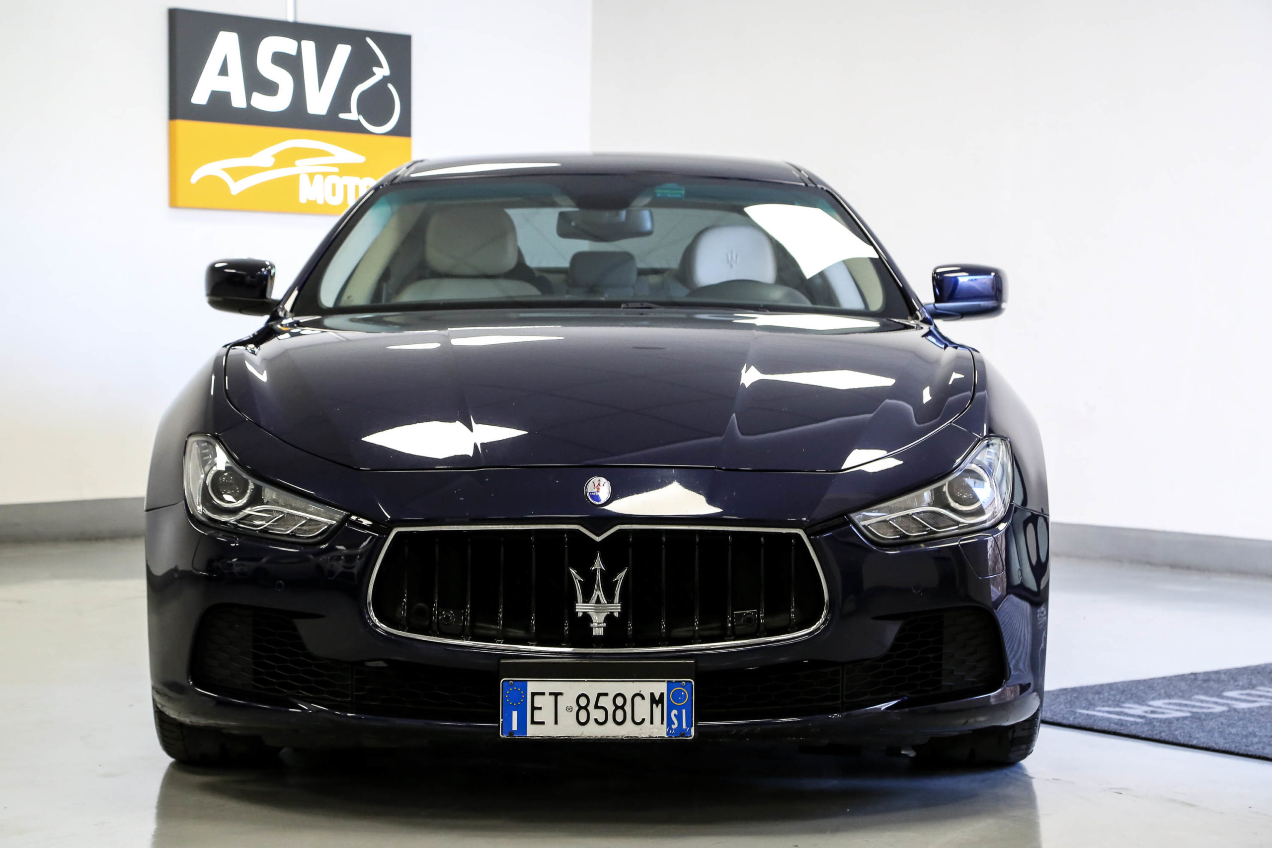 Maserati Ghibli Gran Sport 3.0 Diesel