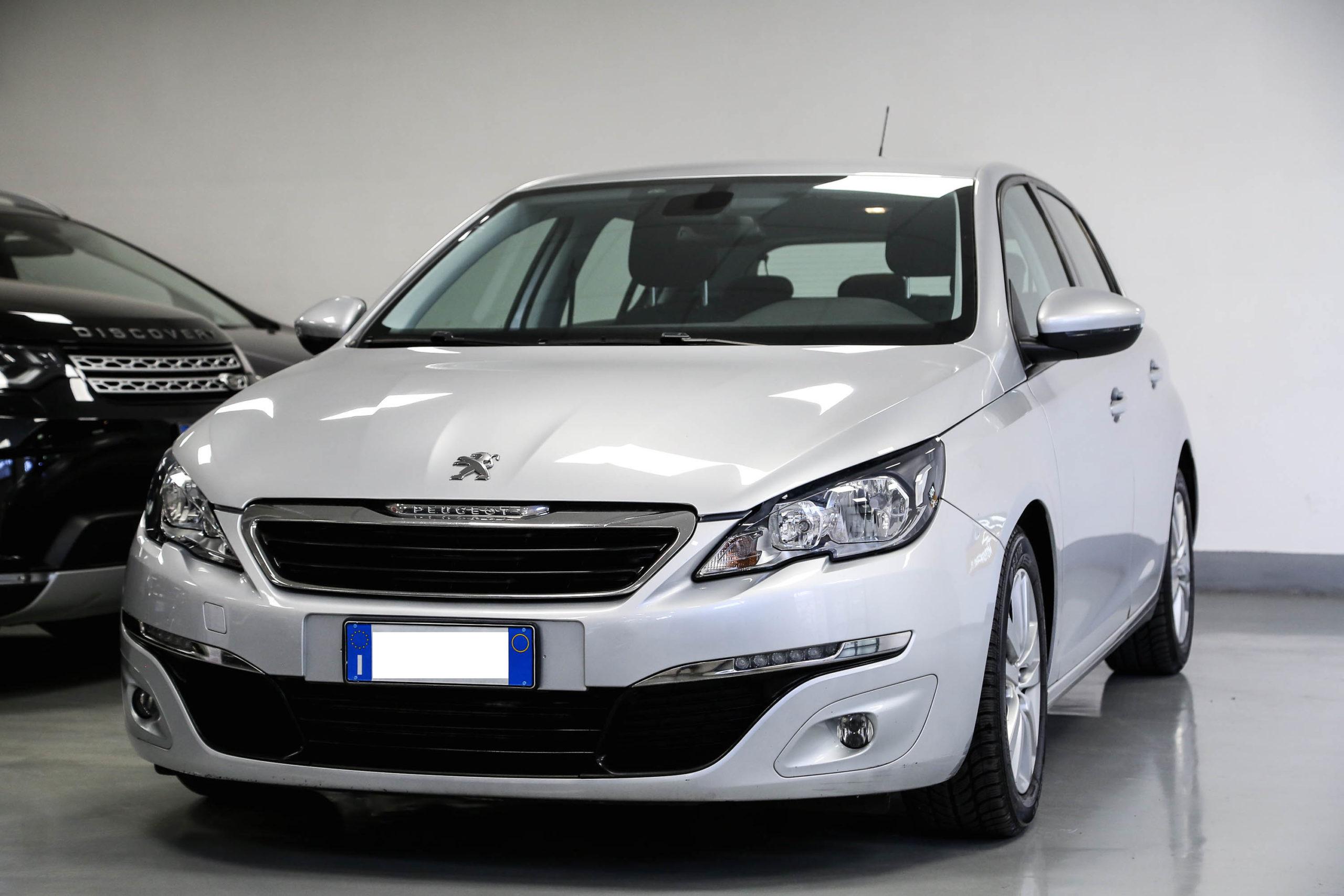 Peugeot 308 1.6 e-HDi 115 CV Stop