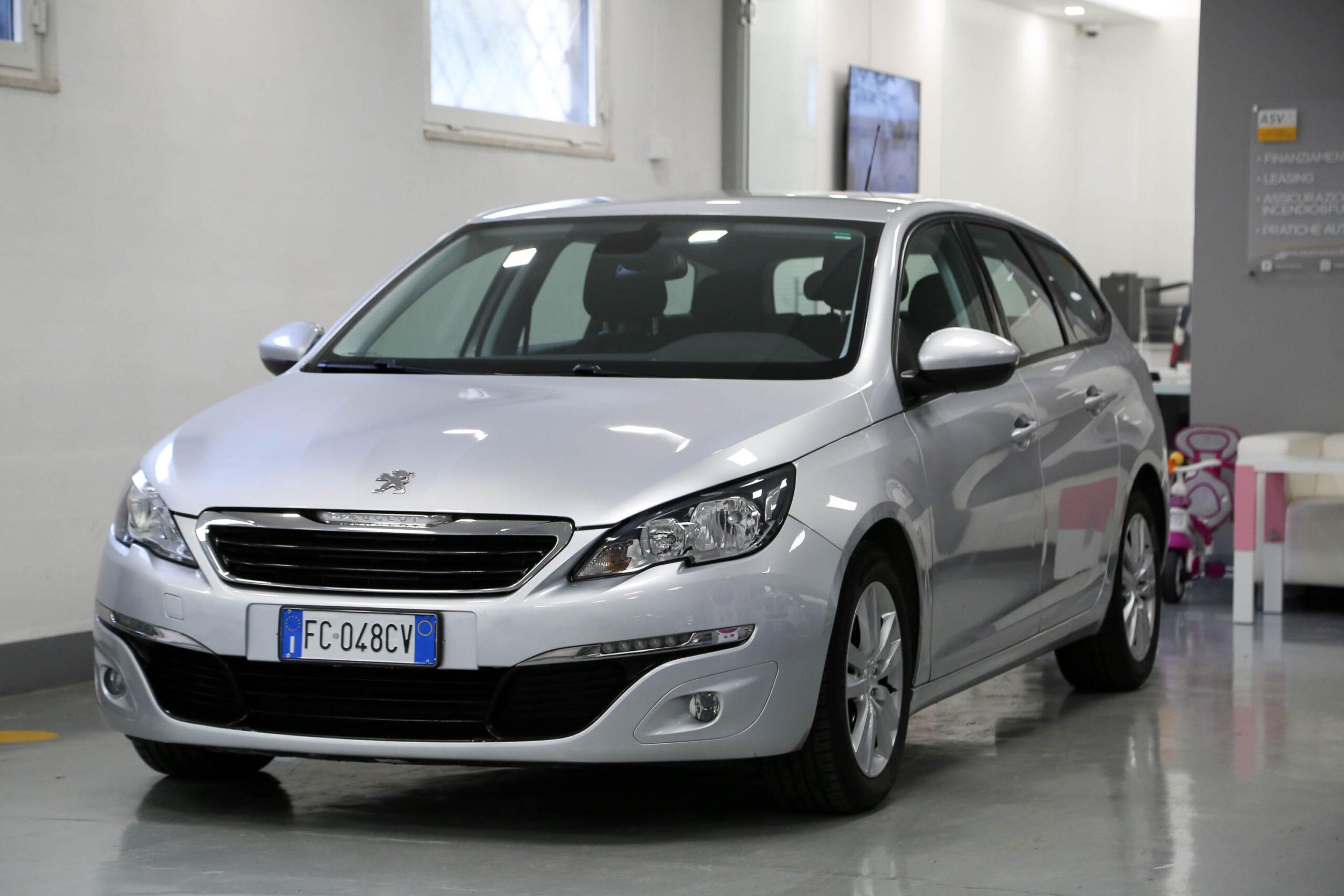 Peugeot 308 BlueHDi 120 S