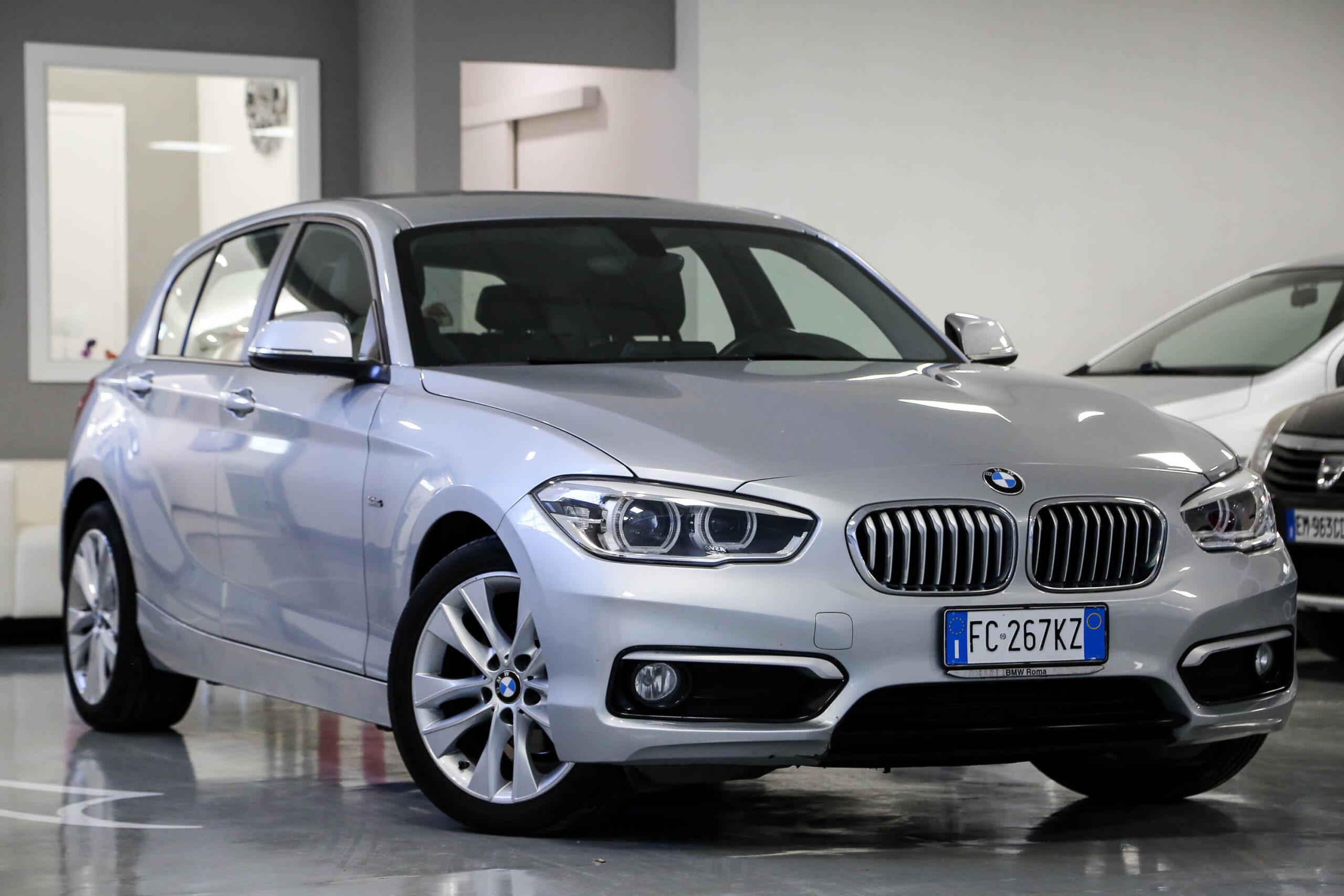 BMW 116 116 D Pacchetto URBAN Automatica (F20)