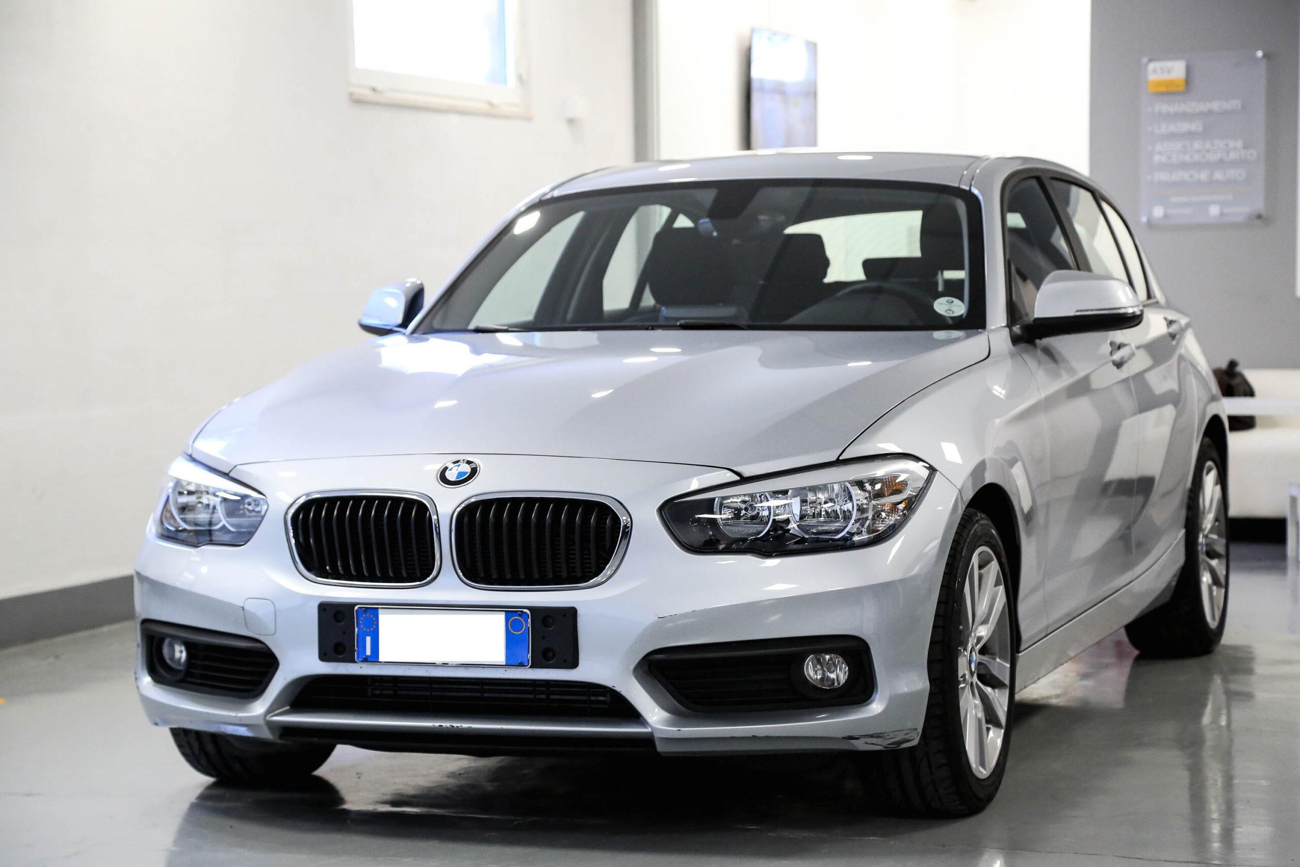 BMW 116 Serie 1       (F20)  5p. Advantage