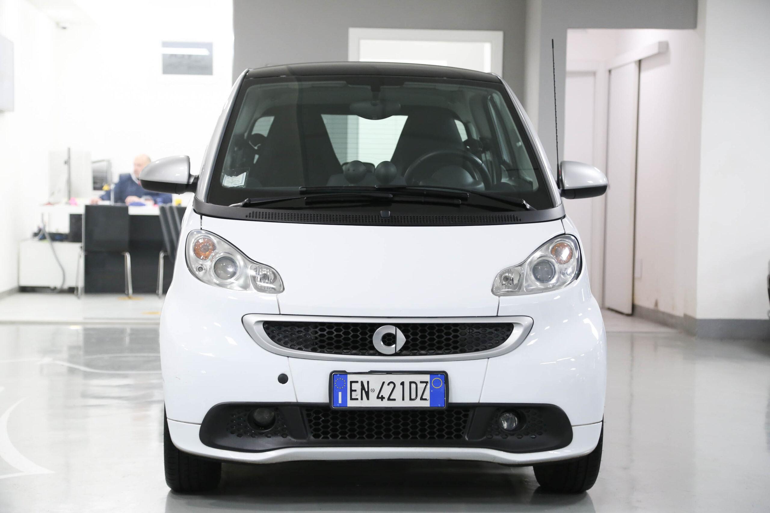 smart forTwo 1000 52 kW MHD coupé pulse Servosterzo