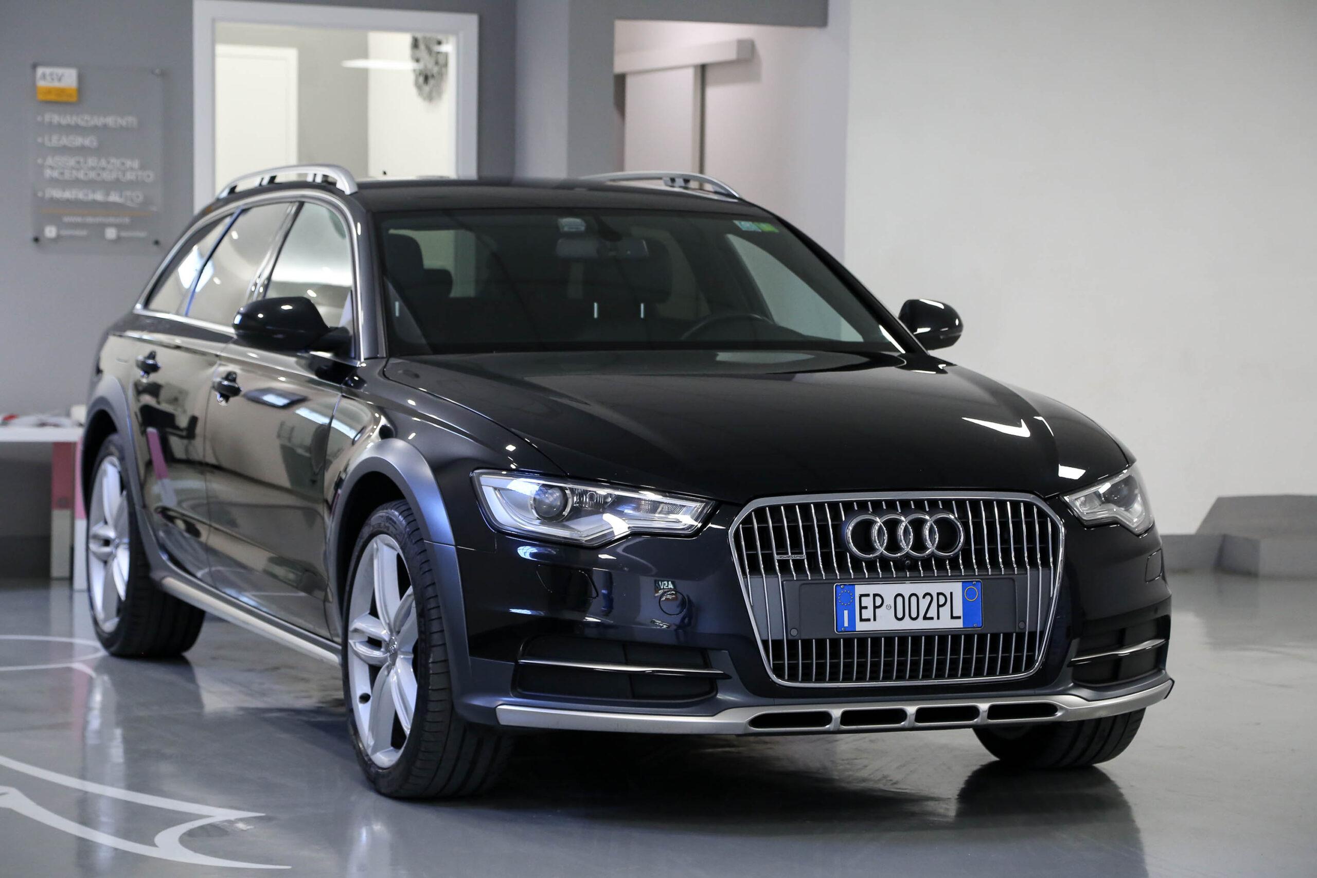 Audi A6 allroad 3.0 TDI 245 CV S tronic Advanced