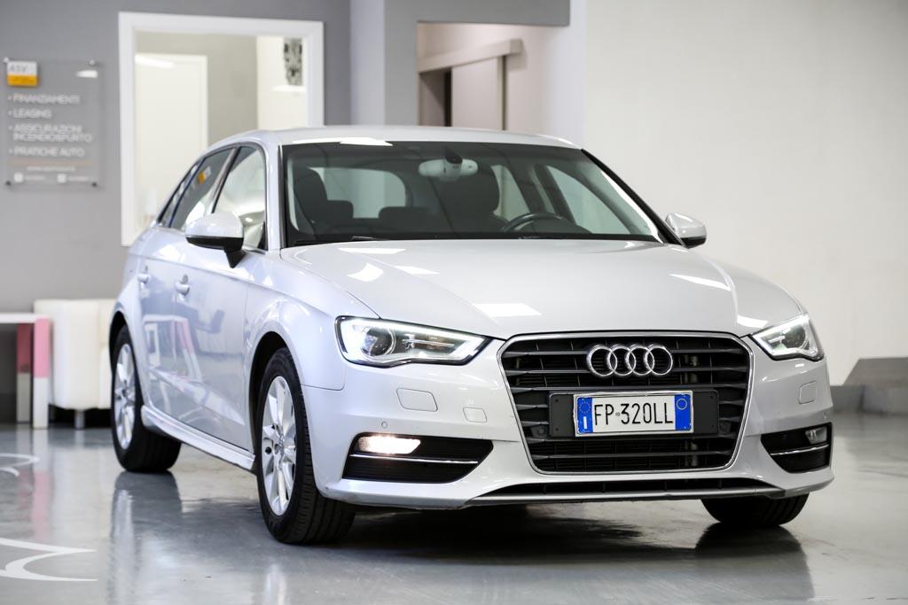 Audi A3 SPB 1.6 TDI ultra Attraction