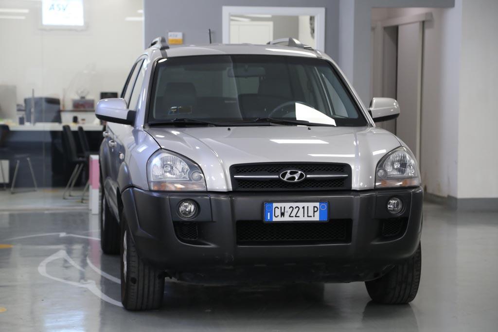 Hyundai Tucson 2.0 crdi Dynamic 5p 4WD