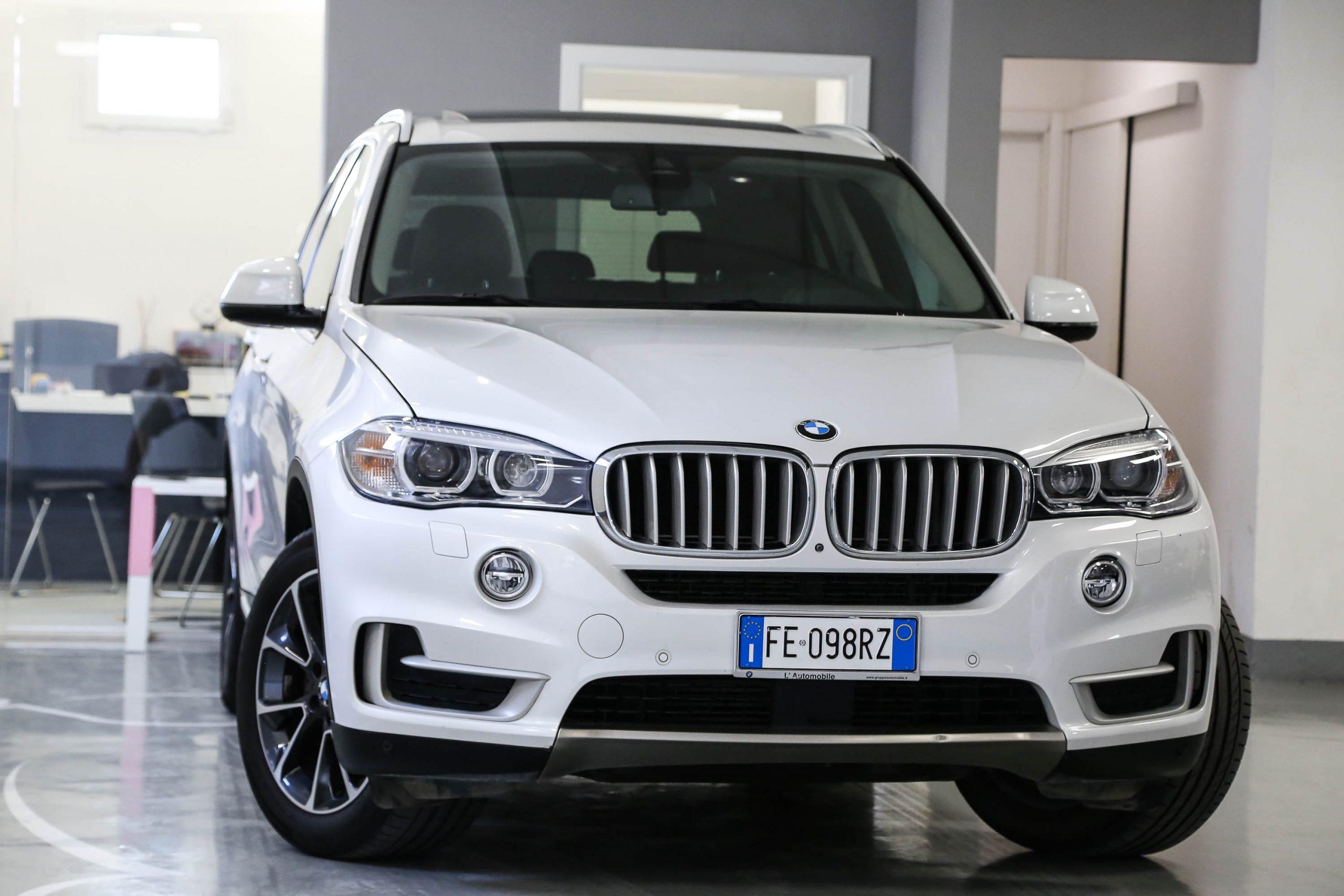 BMW X5 xdrive40e Luxury auto Plug-in