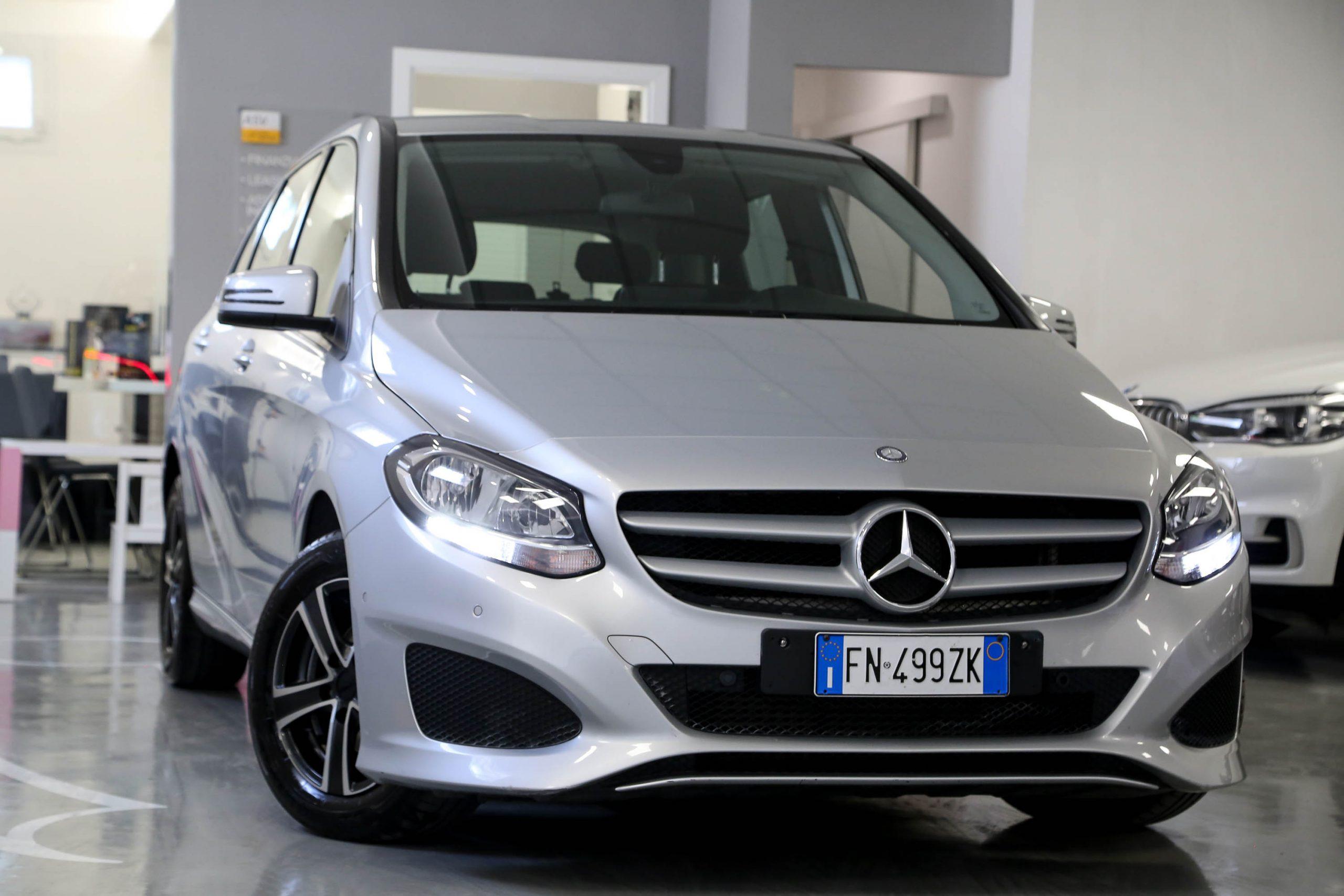 Mercedes-Benz B 180 CDI Business